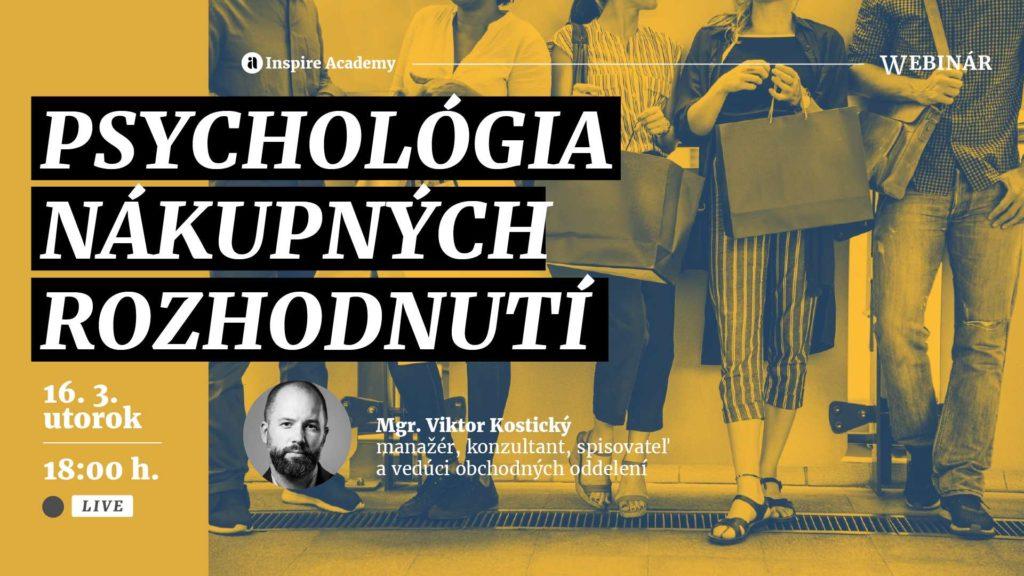 Psychológia nákupov