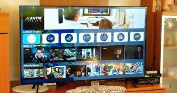 Antik TV na Samsung televízore. Zdroj: Ondrej Macko/TOUCHIT.sk