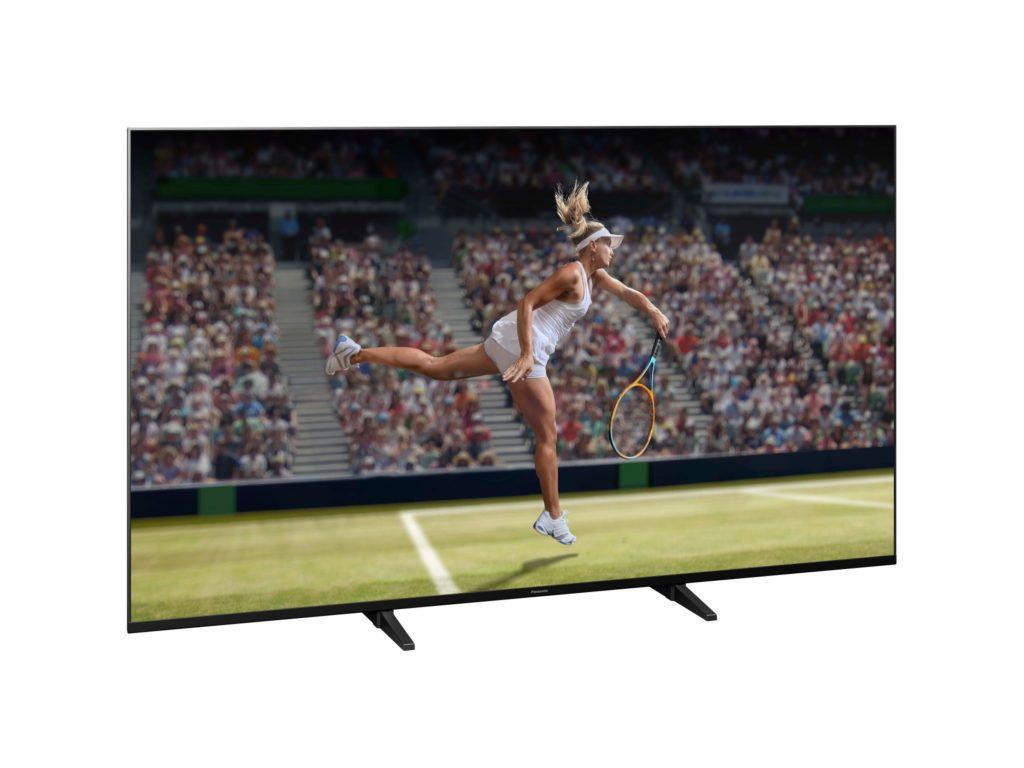 Panasonic_TX-65JX940E ideálny na sledovanie športu. Zdroj: Panasonic