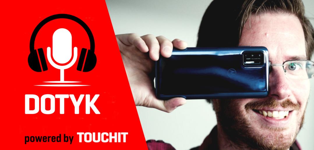 Podcast Dotyk