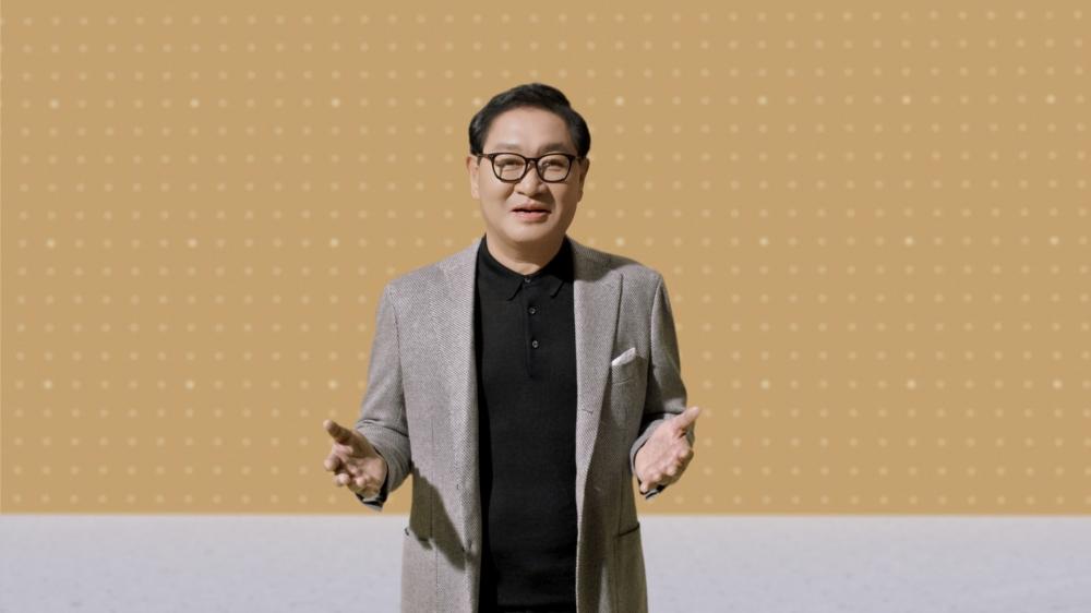 Šéf televíznej sekcie Samsungu pri virtuálnej prezentácii