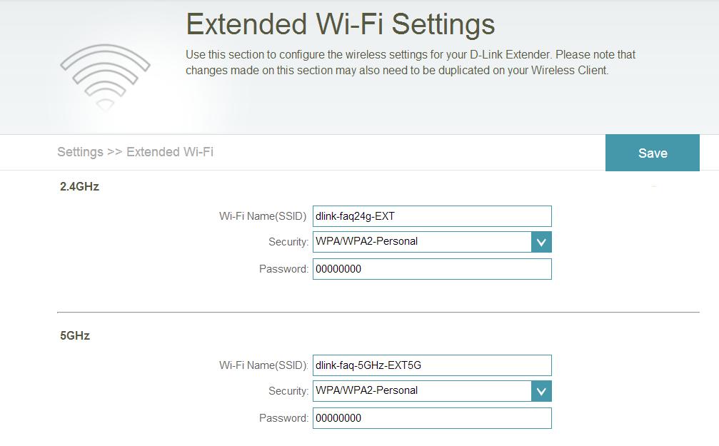Nastavenie 5 GHz a 2,4 GHz pásma na routeri DLink