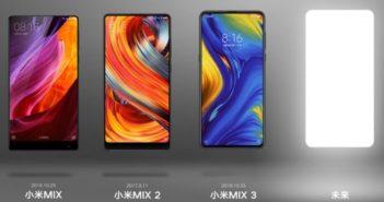Séria Xiaomi Mi Mix