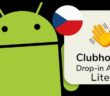 Android Clubhouse lite