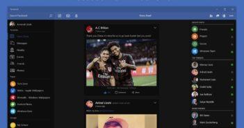 Facebook pre Windows 10
