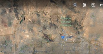 Google Mapy Time Machine