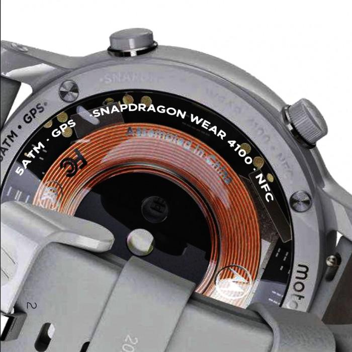 Moto inteligentné hodinky