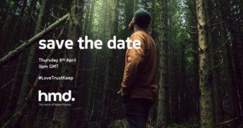 Nokia udalosť apríl 2021