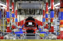 Toyota Yaris montáž