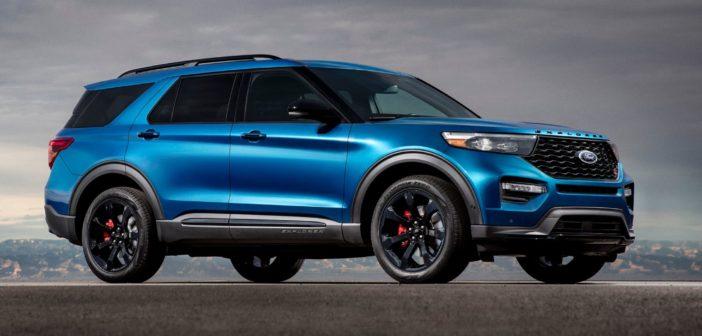 Ford Explorer prichádza na Slovensko sohromujúcim výkonom (poznáme ceny adostupnosť)
