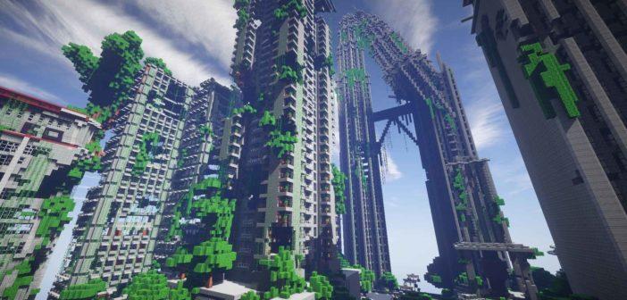 Hra Minecraft sa dá preniesť do rozšírenej reality a môžete ju hrať aj na zemi vo vašej izbe