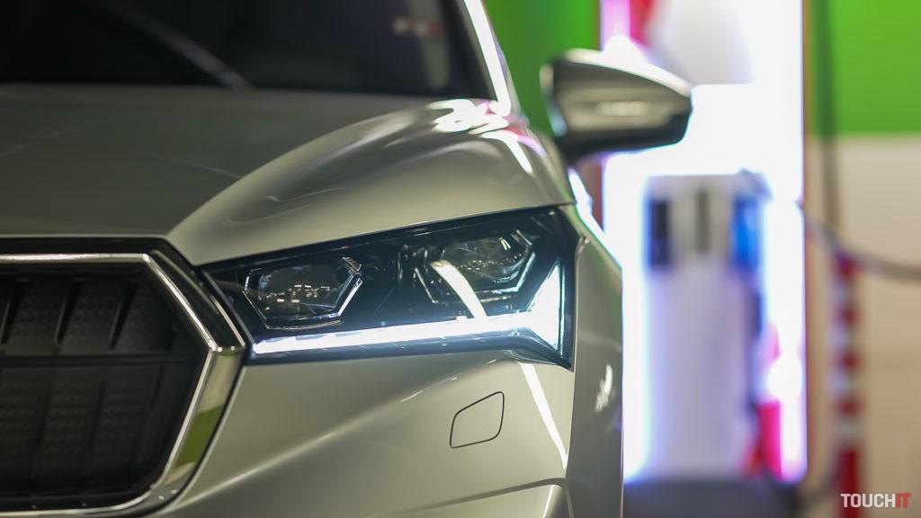 Škoda ENYAQ iV 80. Zdroj: Samo Hindy/TOUCHIT.sk