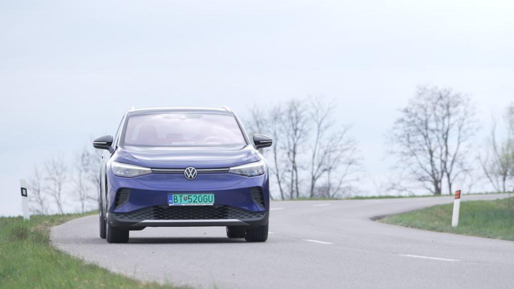 Volkswagen ID.4 1st. Zdroj: Samo Hindy/TOUCHIT.sk