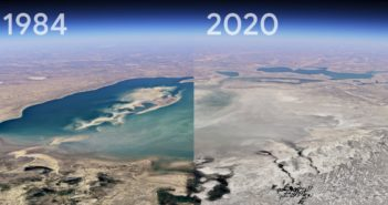 Časozberné videá Zeme
