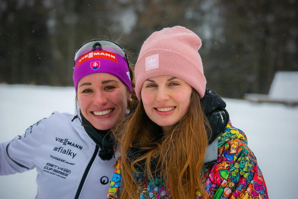 Becca a Paulína Fialková