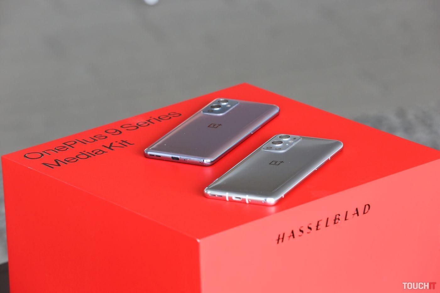 OnePlus 9 a OnePlus 9 Pro