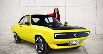 Opel Manta GSe
