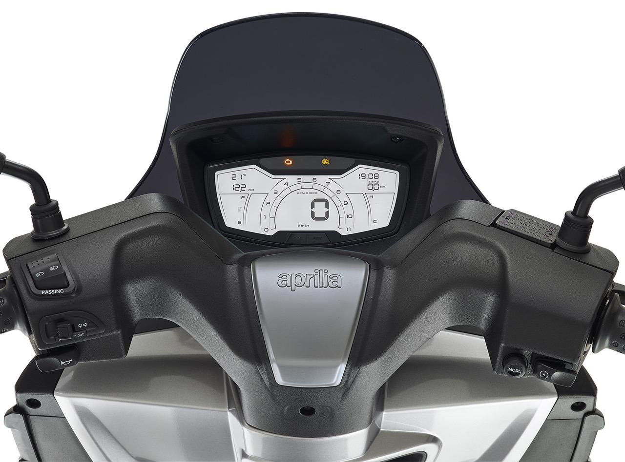Aprilia SXR 50