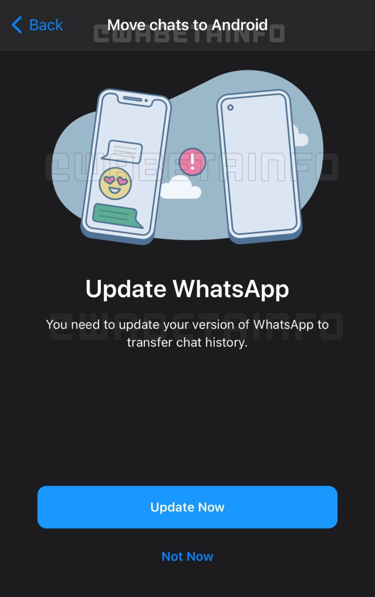 whatsapp migration