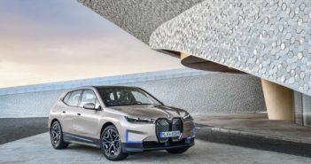 Popredajné služby sa prémiovo pripravujú pre BMW iX