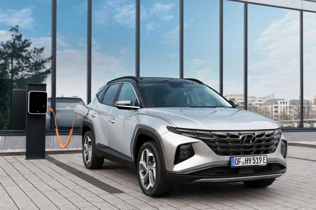 Hyundai Tucson so širokou ponuku elektrifikácie vozidla