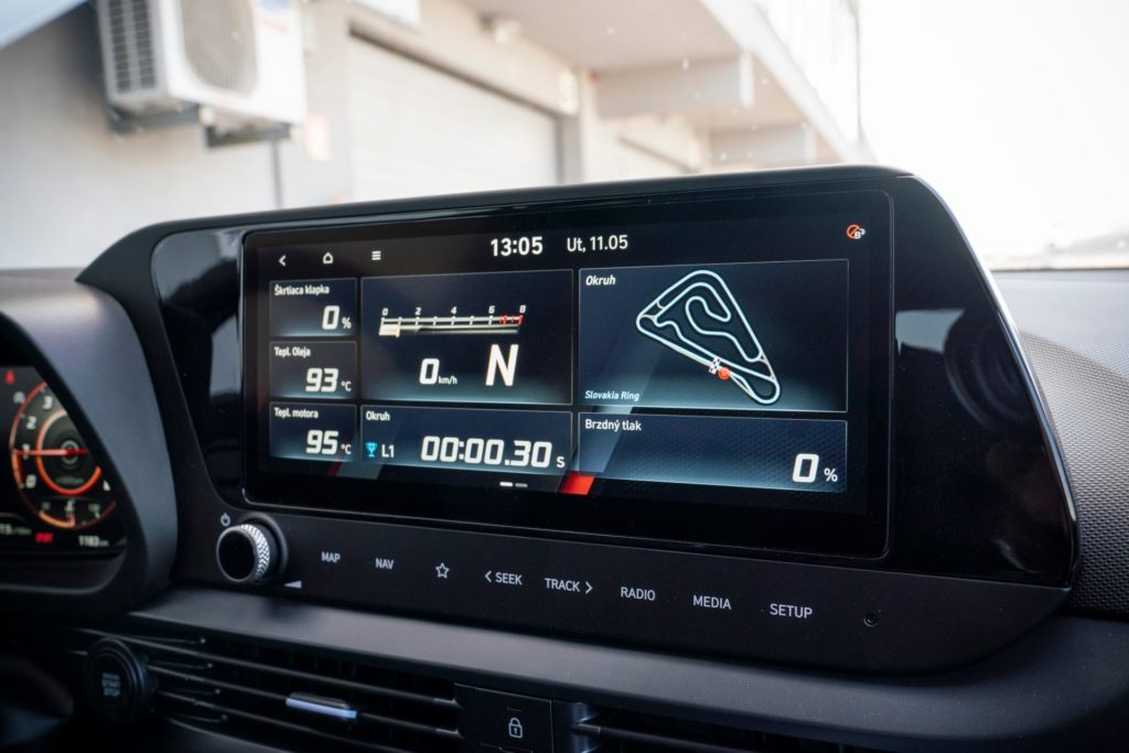 Hyundai i20 N. Zdroj: Hyundai