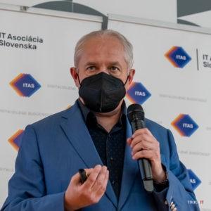 Emil Fitoš, prezident ITAS