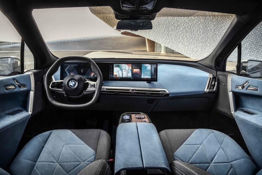 Vozidlá BMW iX budú mať možnosť diagnostiky na diaľku