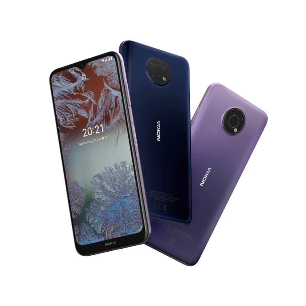 Nokia G10, Zdroj: Nokia
