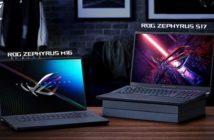 ROG Zephyrus M16 a S17