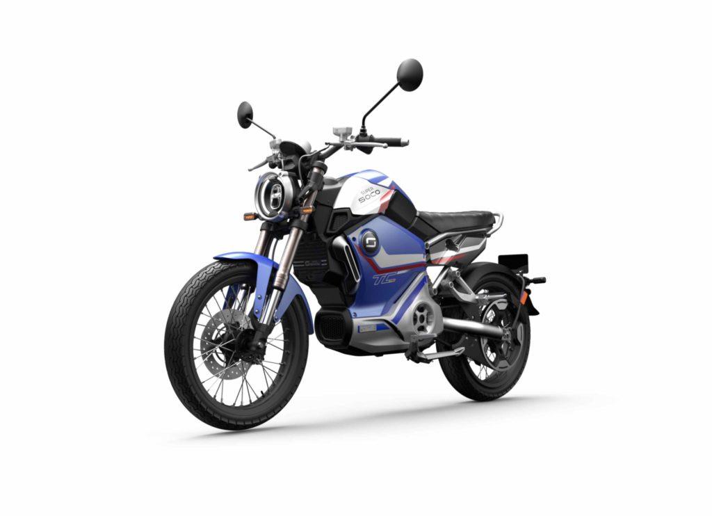 Elektrická motorka TC Pro je efektná na prvý pohľad
