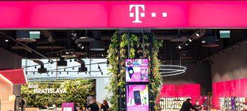 Telekom predajňa Aupark