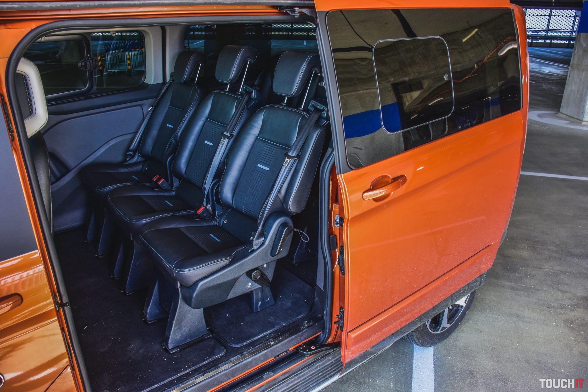 Tourneo Custom Active