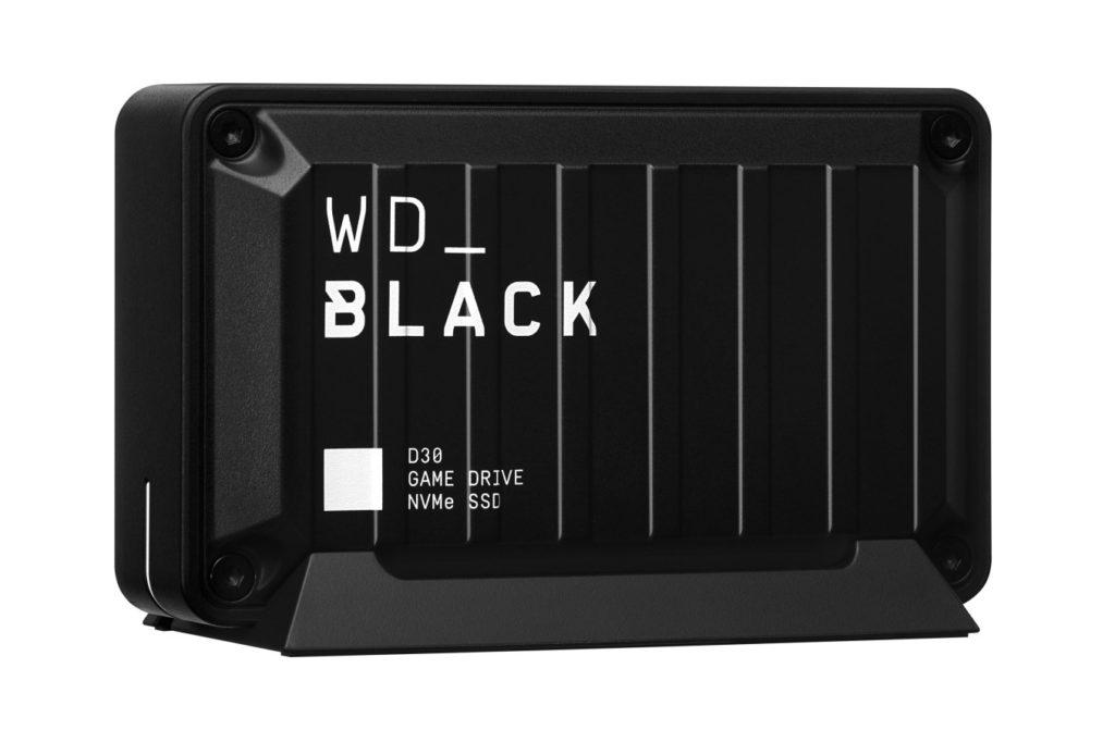 SSD disk WD BLACK D30.