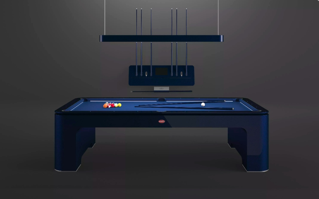 Bugatti biliardový stôl