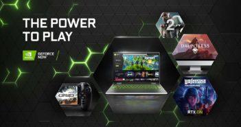 Hlavná výhoda GeForce NOW spočíva vtom, že vám umožňuje hrať vcloude hry, ktoré už vlastníte