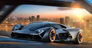 Lamborghini Elektrický automobil