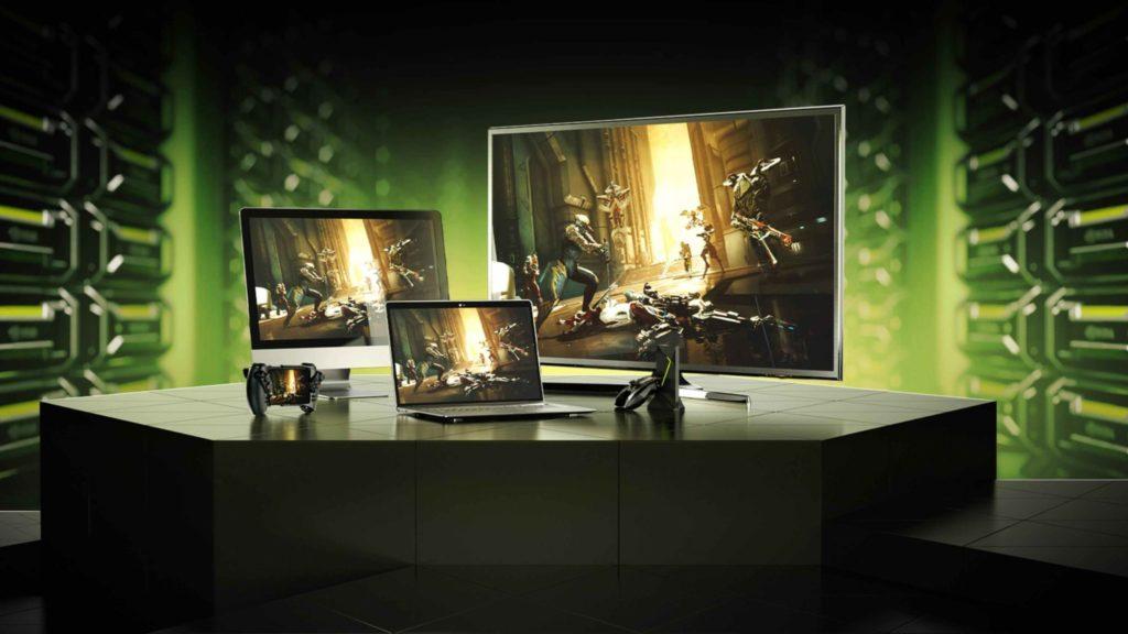 GeForce NOW môžete používať aj na televíznej obrazovke. Potrebovať budete zariadenie NVIDIA SHIELD