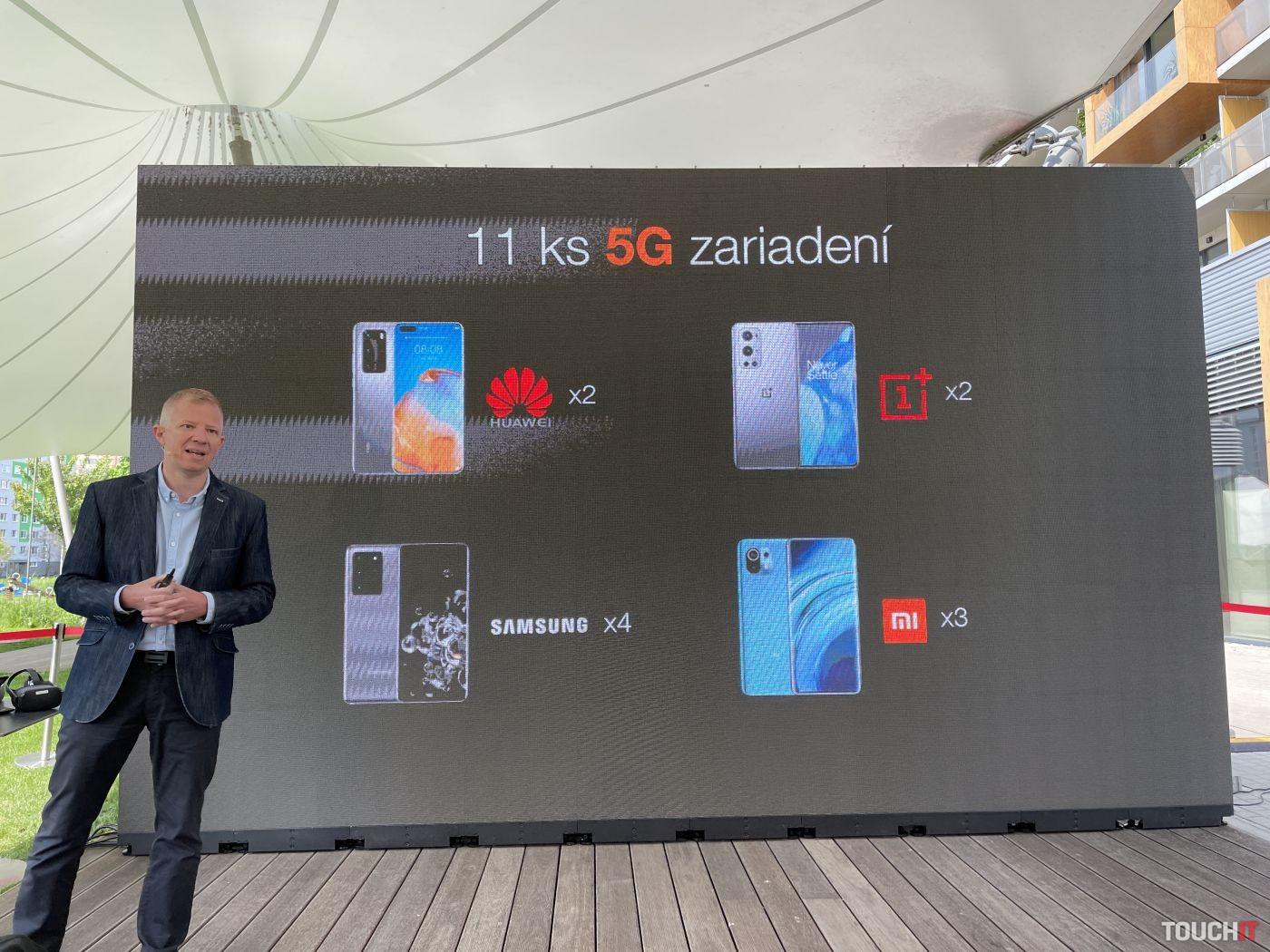 Orange 5G na Slovensku