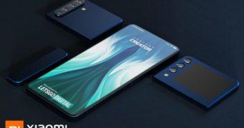 Xiaomi modularny smartfon