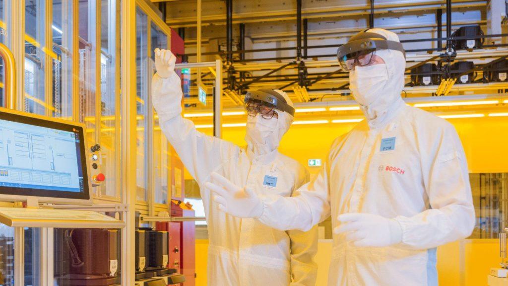 Bosch otvára novú fabriku v Drážďanoch.