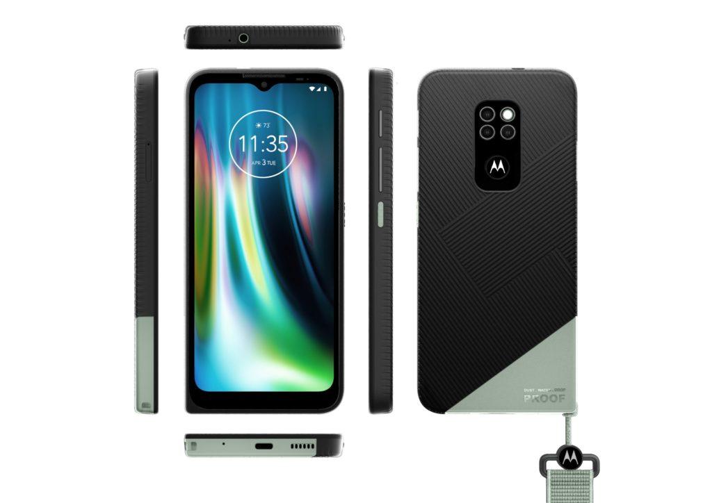 Motorola Defy s garantovanou odolnosťou.