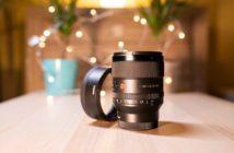 Objektív Sony FE 35 mm F1.4 GM svynikajúcou kresbou ahladkým bokehom