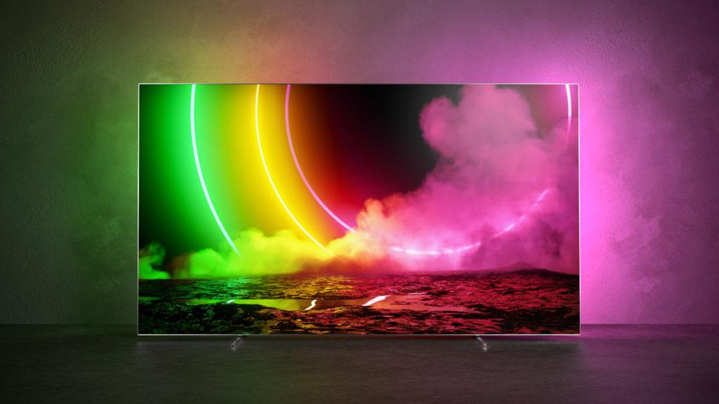 OLED 806 od Philipsu obsahuje všetko potrebné pre kvalitný obraz