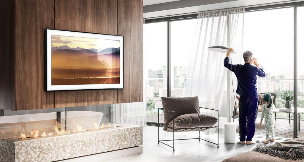 Nová spolupráca sgalériami prináša viac umeleckých diel do televízora The Frame