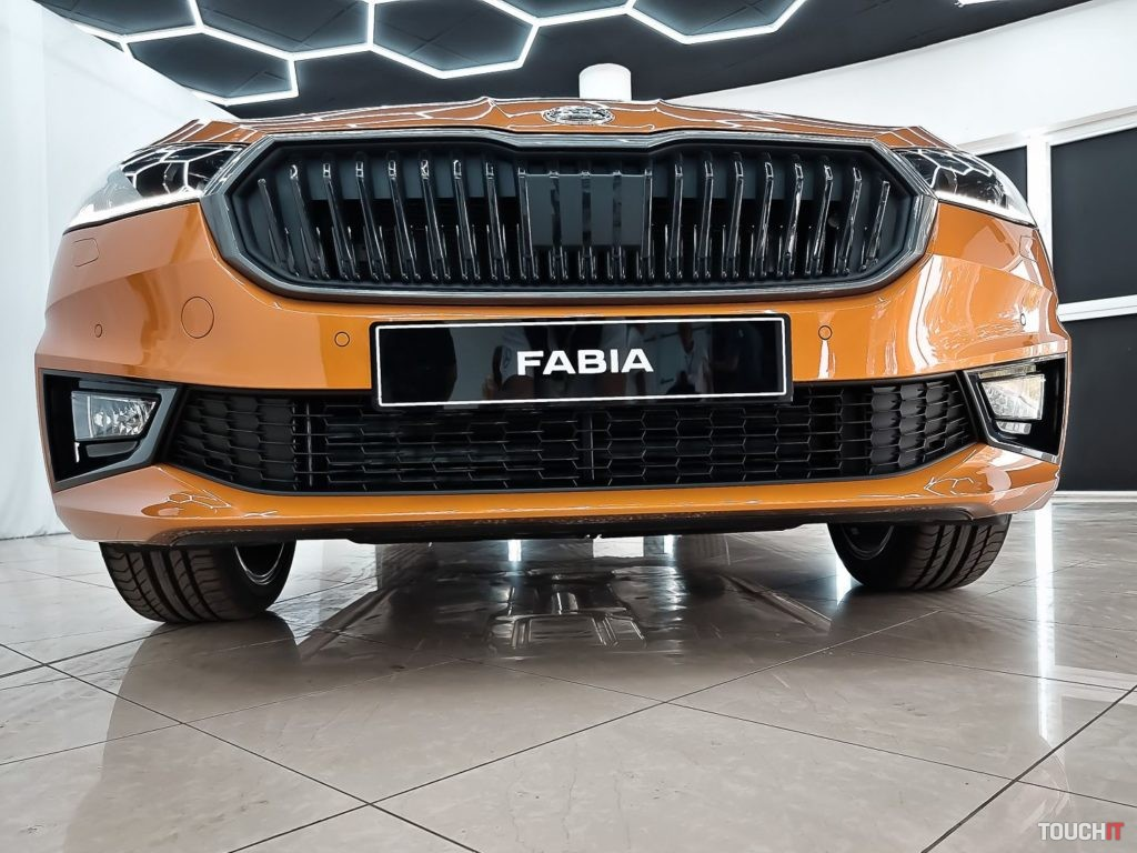 Škoda FABIA 4. generácia.