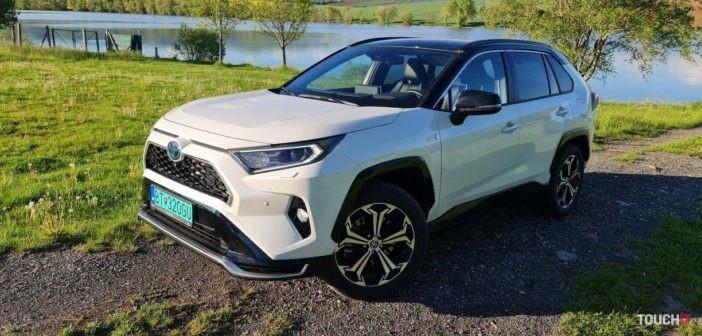 Toyota RAV4 plug-in-hybrid 2021. Zdroj: Ondrej Macko/TOUCHIT.sk