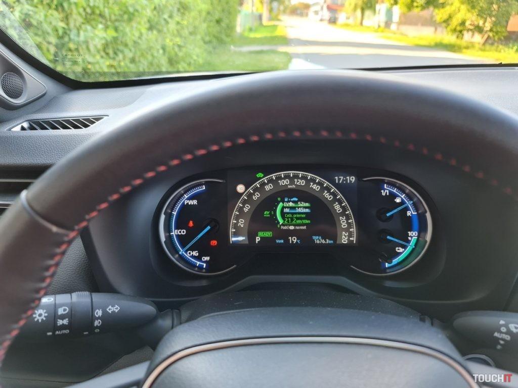 Toyota RAV4 plug-in-hybrid 2021.