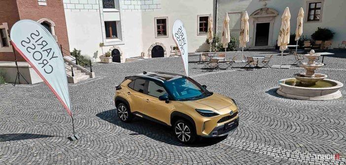Toyota Yaris Cross, Premium Edition. Zdroj: Ondrej Macko/TOUCHIT.sk