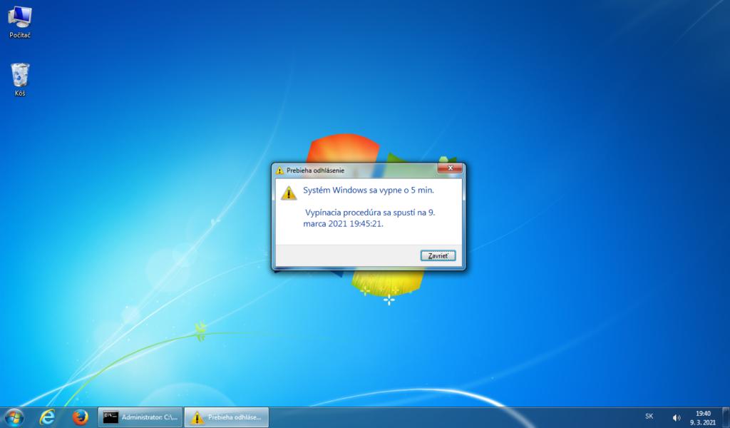 Ručné vyvolanie nastavenia režimu USB prenosu v rámci vývojárskych nastavení Androidu (Windows 7)